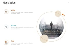 Our Mission Goal Ppt PowerPoint Presentation Inspiration Elements