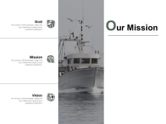 Our Mission Goal Vision Ppt PowerPoint Presentation Model Objects