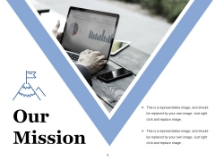 Our Mission Ppt PowerPoint Presentation File Gallery