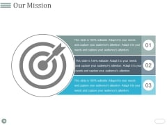 Our Mission Ppt PowerPoint Presentation Icon Images