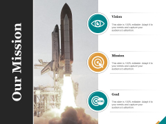 Our Mission Ppt PowerPoint Presentation Ideas Good