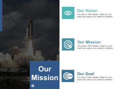 Our Mission Ppt PowerPoint Presentation Ideas Picture
