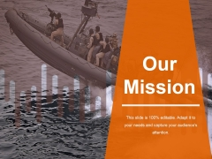 Our Mission Ppt PowerPoint Presentation Ideas