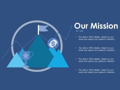 Our Mission Ppt PowerPoint Presentation Ideas Slide