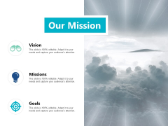 Our Mission Ppt PowerPoint Presentation Ideas Tips