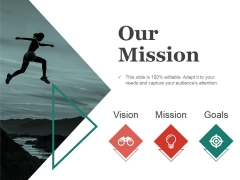 Our Mission Ppt PowerPoint Presentation Infographics Good