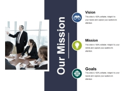 Our Mission Ppt PowerPoint Presentation Inspiration Show