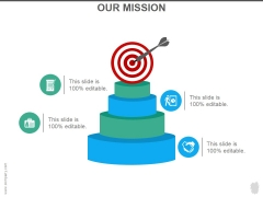 Our Mission Ppt PowerPoint Presentation Introduction