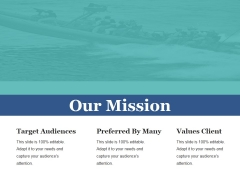 Our Mission Ppt PowerPoint Presentation Layouts Mockup