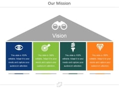 Our Mission Ppt PowerPoint Presentation Layouts Structure
