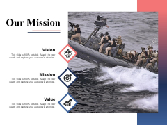 Our Mission Ppt PowerPoint Presentation Model Designs Download