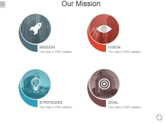 Our Mission Ppt PowerPoint Presentation Model Diagrams