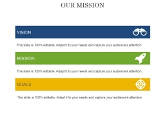 Our Mission Ppt PowerPoint Presentation Model Graphic Images