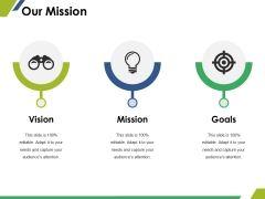 Our Mission Ppt PowerPoint Presentation Model Graphics Template