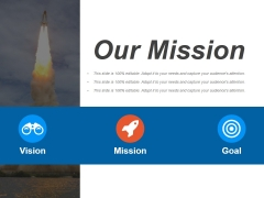 Our Mission Ppt PowerPoint Presentation Outline Show