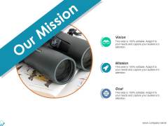 Our Mission Ppt PowerPoint Presentation Pictures Format