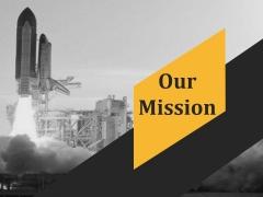 Our Mission Ppt PowerPoint Presentation Pictures Portrait