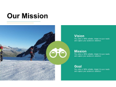 Our Mission Ppt PowerPoint Presentation Pictures Show Ppt PowerPoint Presentation Model Graphics Template