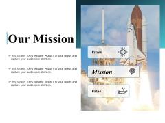 Our Mission Ppt PowerPoint Presentation Portfolio Graphics