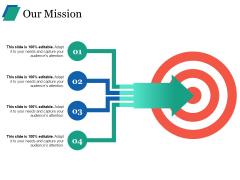 Our Mission Ppt PowerPoint Presentation Portfolio Portrait