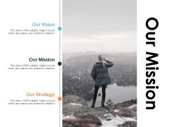 Our Mission Ppt PowerPoint Presentation Portfolio Slides