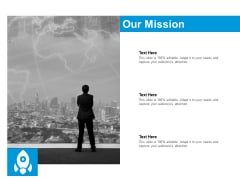 Our Mission Ppt PowerPoint Presentation Professional Example Introduction
