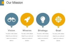 Our Mission Ppt PowerPoint Presentation Professional Gridlines