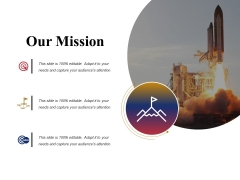 Our Mission Ppt PowerPoint Presentation Professional Infographic Template
