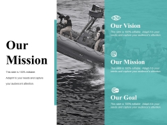 Our Mission Ppt PowerPoint Presentation Professional Templates