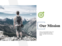 Our Mission Ppt PowerPoint Presentation Show Professional