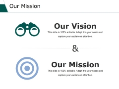 Our Mission Ppt PowerPoint Presentation Slides Icons