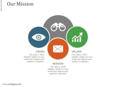Our Mission Ppt PowerPoint Presentation Summary