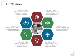 Our Mission Ppt PowerPoint Presentation Themes