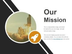 Our Mission Template 2 Ppt PowerPoint Presentation Infographics Diagrams