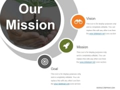 Our Mission Template 2 Ppt PowerPoint Presentation Model Styles