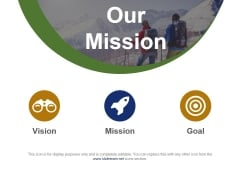 Our Mission Template 3 Ppt PowerPoint Presentation Icon Examples