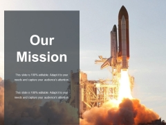 Our Mission Template 3 Ppt PowerPoint Presentation Portfolio Show