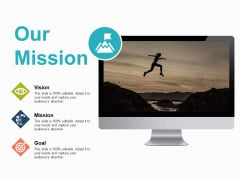 Our Mission Values Ppt PowerPoint Presentation Show Deck