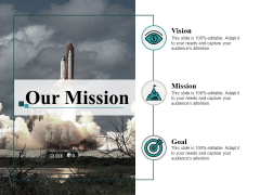 Our Mission Values Ppt PowerPoint Presentation Slides Tips