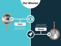 Our Mission Vision Goal Ppt Powerpoint Presentation Infographics Pictures