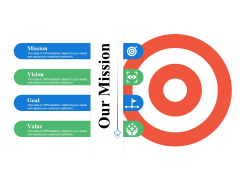 Our Mission Vision Ppt PowerPoint Presentation Icon Grid