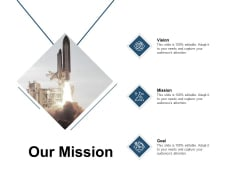 Our Mission Vision Ppt PowerPoint Presentation Icon Show