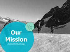 Our Mission Vision Ppt Powerpoint Presentation Icon Themes