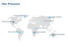 Our Presence Location Ppt PowerPoint Presentation Summary Show