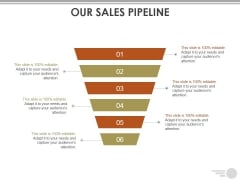 Our Sales Pipeline Ppt PowerPoint Presentation Infographic Template Inspiration