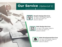 Our Service Template 1 Ppt PowerPoint Presentation Show Portfolio
