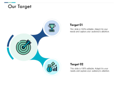 Our Target Arrow Business Ppt PowerPoint Presentation Professional Styles