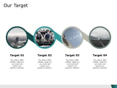 our target arrow ppt powerpoint presentation infographics introduction