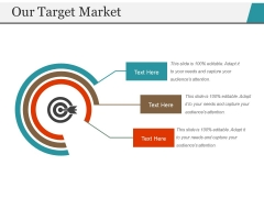Our Target Market Ppt PowerPoint Presentation Styles Clipart