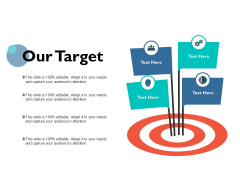 Our Target Planning Management Ppt PowerPoint Presentation Slides Example Topics
